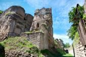 Medival ruins of castle Helfenburk, Czech republic, Europe — Stock Photo
