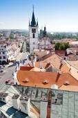 Church of All Saints, Litomerice, Bohemia region, Czech republic, Europe — Stock Photo