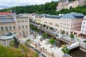 Karlovy Vary, Czech republic, Europe — Stock Photo
