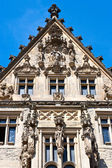 Gothic Stone house, Kutna Hora (UNESCO), Czech republic — Stock Photo