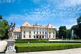 Castle Slavkov near Brno, Moravia, Czech republic — Stock Photo