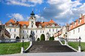 Baroque castle Valtice (UNESCO), Czech republic — Stock Photo