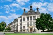 West Bohemia Museum, Plzen, Czech republic — Stock Photo