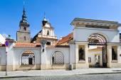 Museum of Religious Art of the Pilsen Diocese, Plzen, Czech repu — Stock Photo