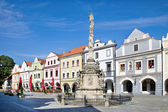 Trebon, South Bohemia, Czech republic — Stock Photo