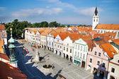 Trebon, South Bohemia, Czech republic — Stock Photo