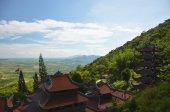 Buddhist temple in Vietnam — Stock Photo