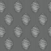 Vntage бесшовный фон образца — Cтоковый вектор