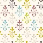 Damask seamless floral pattern. Vintage vector illustration. — Stock Vector #59005815