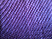 Macro textile texture violet — 图库照片