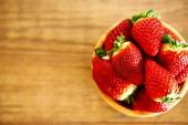 Close up of strawberry — Stock Photo