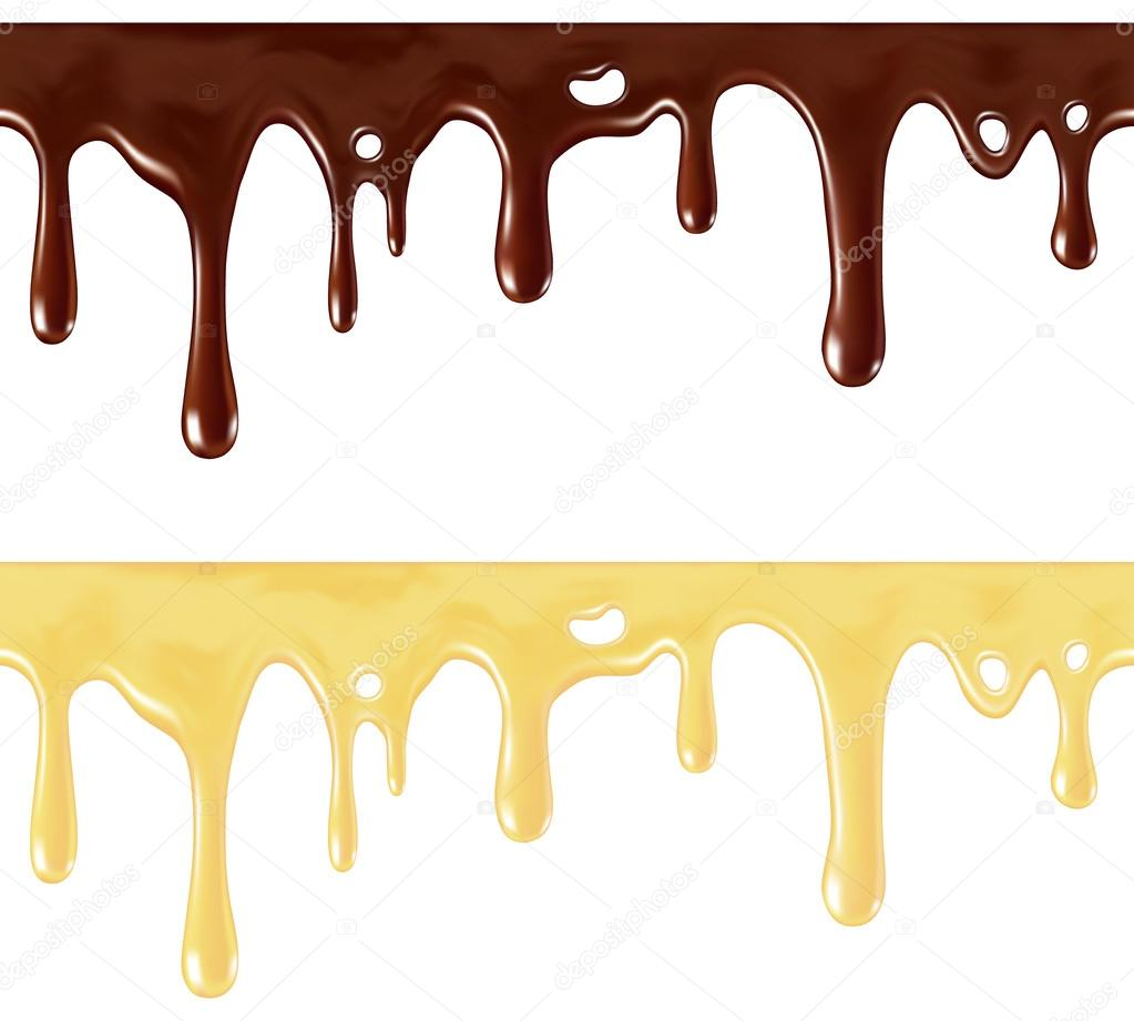 Praline White chocolate Chocolate bar  Melted Chocolate