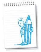 Hand drawn — Stock Vector