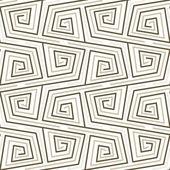Pattern Meander — Stock Vector