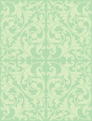 Victorian seamless pattern — Stock Vector