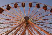Prague. Big wheel — ストック写真