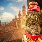 Balinese God statue — Stock Photo #60355481