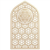 Arabian ornament — Stock Vector