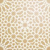 Pattern in islamic style — Stock Vector