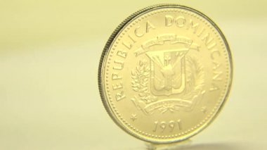 Precious Guinean Coinage — Stock Video