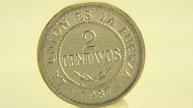Boliviano Boliviano — Video Stock