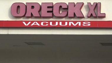 Oreck XL Store — Stock Video