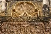 Narai carving on sandstone. — Stock Photo