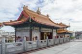 Chinese buddhist temple — Stock Photo