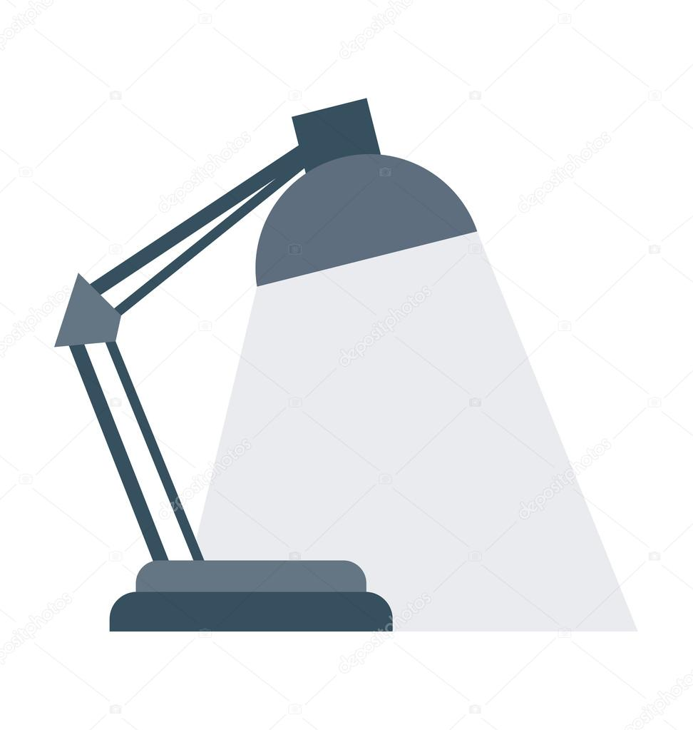 Table Lamp Vector ~ Best Inspiration for Table Lamp for Desk Lamp Clipart  56bof