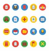 Education Vector Icons 6 — Stock Vector