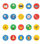 Education Vector Icons 7 — Stock Vector