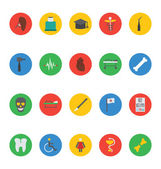 Medical Vector Icons 6 — Stock Vector