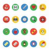 Medical Vector Icons 2 — Stock Vector