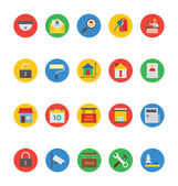 Real Estate Vector Icons 4 — Stock Vector