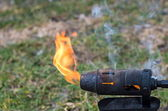 Blowtorch — Stock Photo