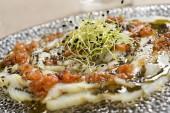Dinner groumet — Stok fotoğraf