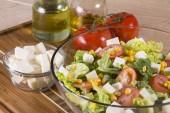 Healthy salad — Stock Photo