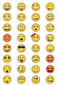 Smiles — Stock Vector