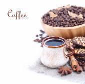 Koffiekopje — Stockfoto