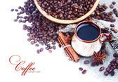 Kopp kaffe — Stockfoto