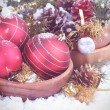 Christmas background — Stock Photo #59659935