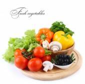 Fresh healthy vegetable — Foto Stock