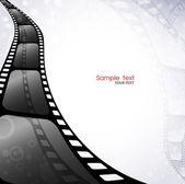 Film arka plan — Stok Vektör