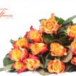 Orange roses — Stock Photo #63065905