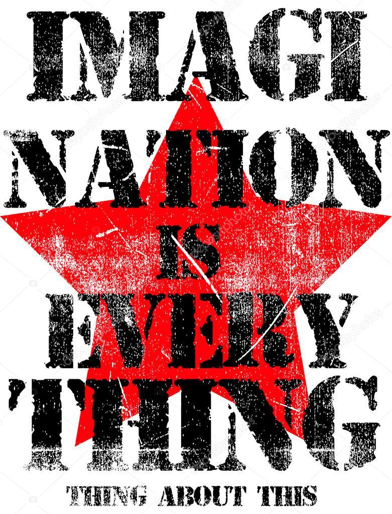 T shirt design download - Vintage Slogan Man T Shirt Graphic Vector Design Stock Vector 62106823