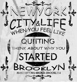 New york city graphic design vector art — Vecteur