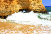 Algarvekusten — Stockfoto