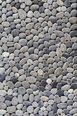 Full frame of pebbles — Stock Photo