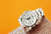 Luxury men's watch — Foto Stock