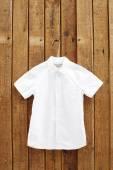 White short sleeved — Stock Photo